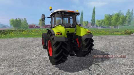 CLAAS Axion 850 v2.0 [washable] für Farming Simulator 2015