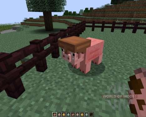 Pig Companion [1.7.2] für Minecraft