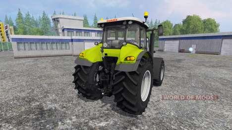 CLAAS Axion 850 v3.0 für Farming Simulator 2015