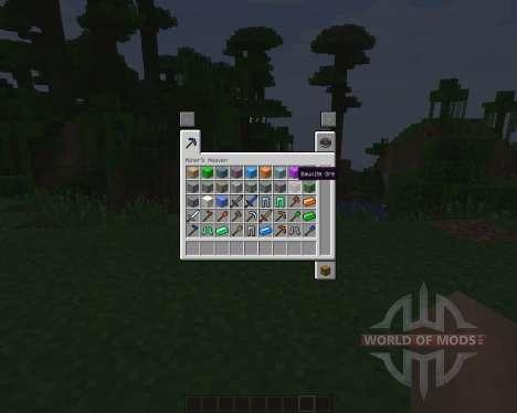 Miners Heaven [1.7.2] für Minecraft