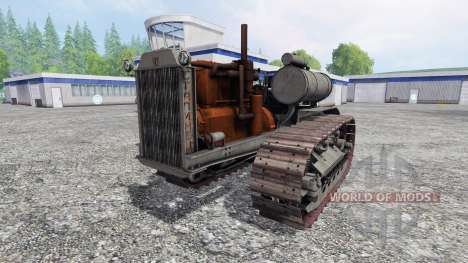 Stalinets-60 pour Farming Simulator 2015
