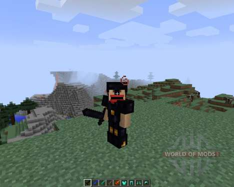 Vanilla Plus [1.7.2] für Minecraft