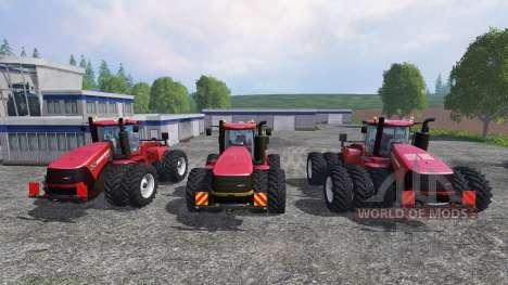 Case IH Steiger 620 [pack] pour Farming Simulator 2015