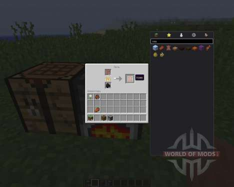 Yet Another Leather Smelting [1.8] für Minecraft