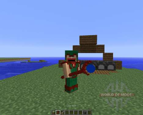Rpg Inventory [1.5.2] pour Minecraft