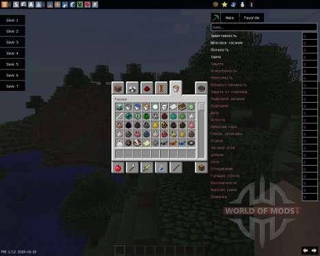 TooManyItems [1.7.2] für Minecraft