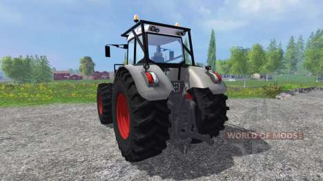 Fendt 936 Vario Forest Edition v1.1 pour Farming Simulator 2015