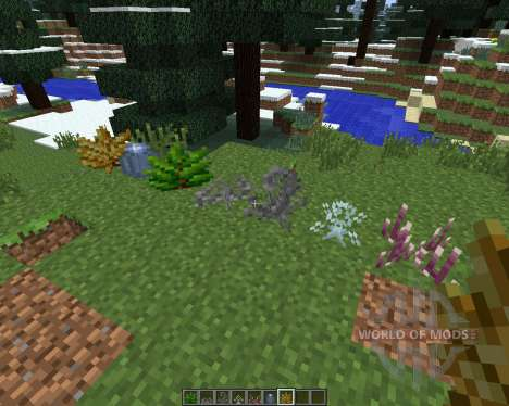 Pams Flowers [1.6.4] pour Minecraft