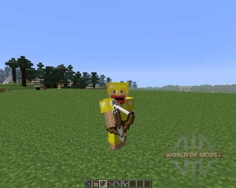 QuiverBow [1.6.4] für Minecraft