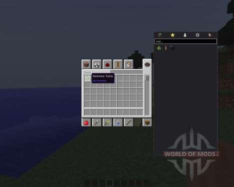 Redstone Paste [1.8] pour Minecraft