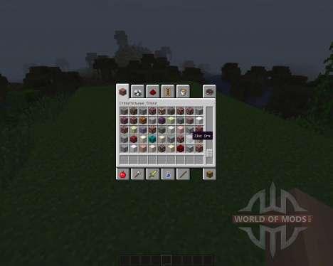 OresPlus [1.7.2] für Minecraft