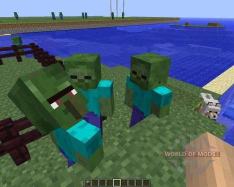 Walking Dead [1.5.2] für Minecraft