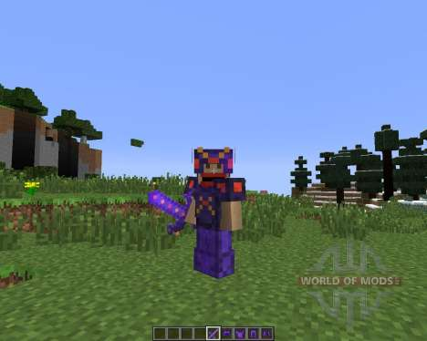 Falling Meteors [1.6.4] pour Minecraft