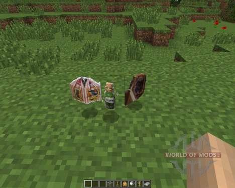 Harry Potter Universe [1.7.2] für Minecraft