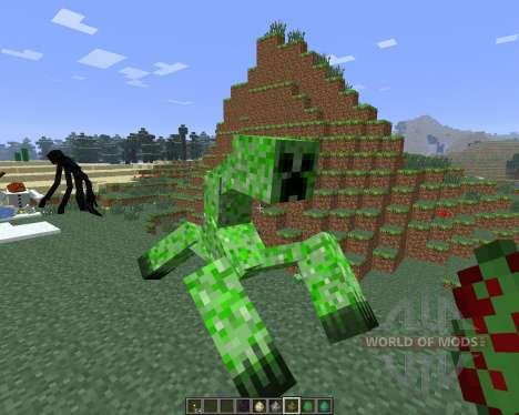 Mutant Creatures [1.6.4] für Minecraft