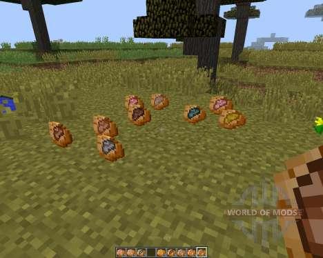 Larrys Potatoes [1.8] pour Minecraft