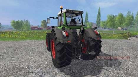 Fendt 828 Vario full fix pour Farming Simulator 2015