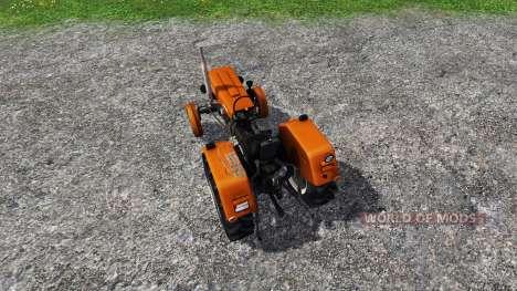 Ursus C-330 yellow pour Farming Simulator 2015