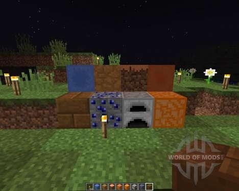 Amberoguia [1.8] für Minecraft