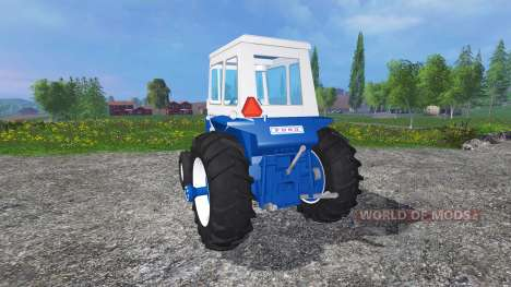 Ford 8000 pour Farming Simulator 2015