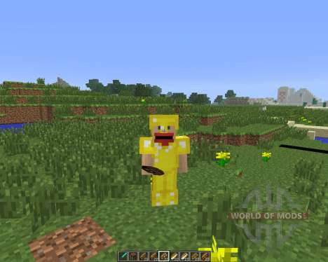 DaFoods [1.6.4] pour Minecraft