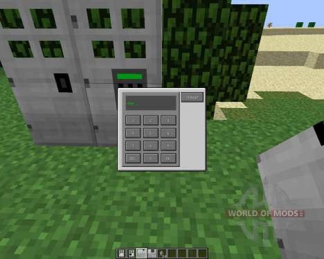 Key and Code Lock [1.6.4] pour Minecraft