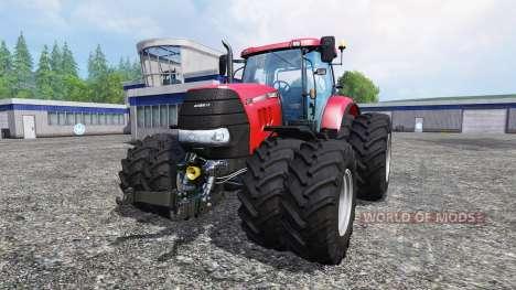 Case IH Puma CVX 230 v4.0 TwinWheels für Farming Simulator 2015