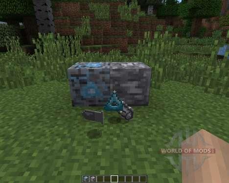 Spider Man [1.7.2] für Minecraft