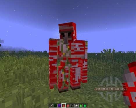 Mini-Bosses pour Minecraft