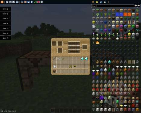 Noted Items [1.7.2] pour Minecraft