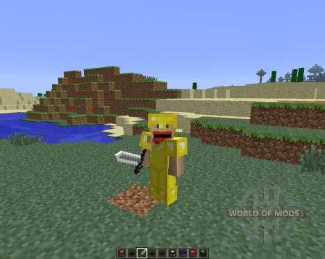 Extra Utilities [1.6.4] pour Minecraft