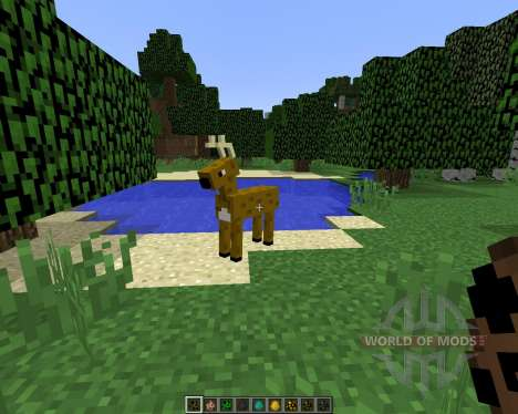 Deer [1.8] für Minecraft