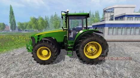 John Deere 8530 v3.0 für Farming Simulator 2015