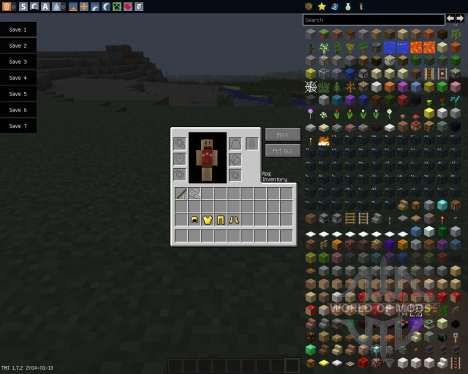 Rpg Inventory [1.7.2] pour Minecraft