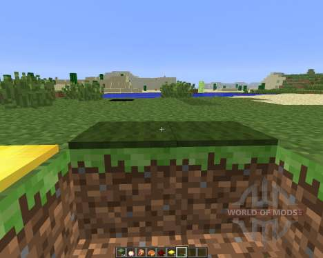 Blocks 3D [1.6.4] für Minecraft