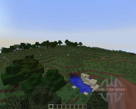 New Dawn [1.7.10] für Minecraft