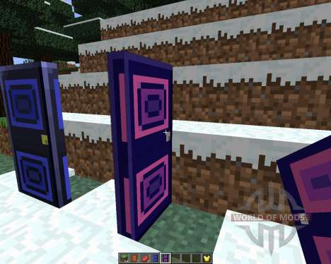 Mystery Doors [1.6.4] pour Minecraft