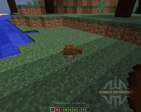 Reptile [1.8] für Minecraft