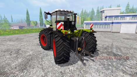 CLAAS Xerion 3300 TracVC [washable] v2.0 pour Farming Simulator 2015