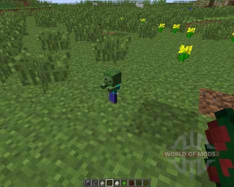 Iskall Mini Mobs [1.7.10] pour Minecraft