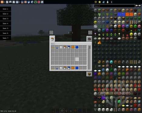 Gels Plus [1.7.2] pour Minecraft