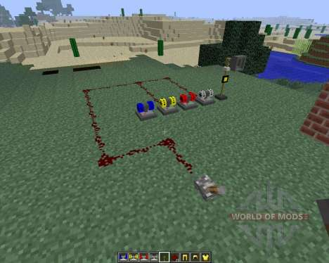 Mcrafters Siren [1.6.4] pour Minecraft