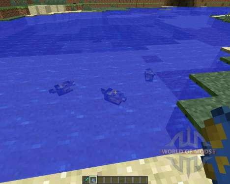 Koi Fish [1.6.4] für Minecraft