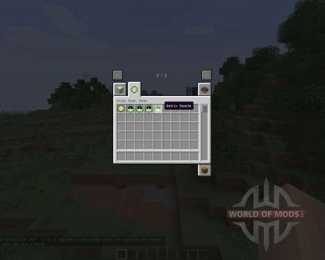 Time Control Remote [1.7.2] pour Minecraft