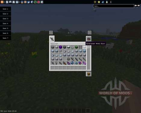 Halocraft [1.6.4] pour Minecraft