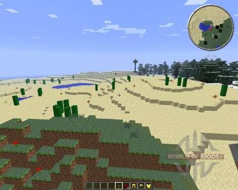 VoxelMap [1.6.4] pour Minecraft