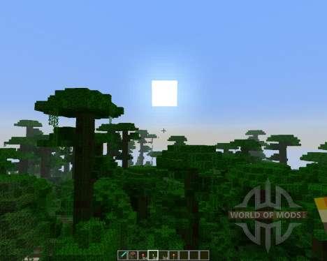 Lighting Fix [1.6.4] für Minecraft