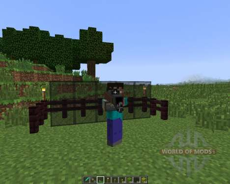 Torched [1.7.10] pour Minecraft