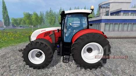Steyr CVT 6230 für Farming Simulator 2015