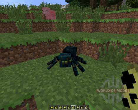 Kwasti Bust Monsters [1.6.4] pour Minecraft